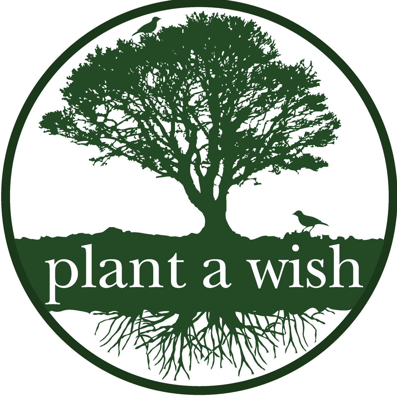 Plant a Wish Logo
