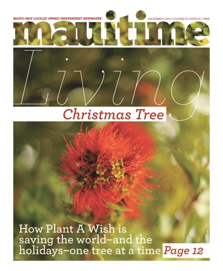 "'Plant a Wish"" Announces 6th Annual Native Christmas Tree Sale"