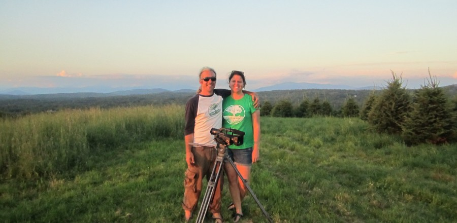 Support the Completion of the 50 State Tree Planting Tour Documentary!